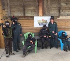 Survival Tactics Paintball - Torbram Adventure Farm