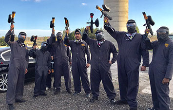 Paintball in Ontario